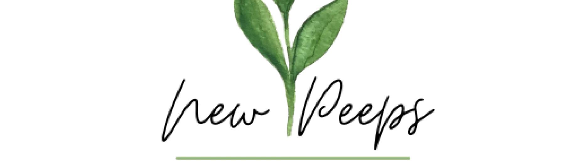 New Peeps logo